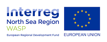 Interreg  - North Sea Region (WASP) European Regional Development Fund (European Union)